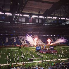 Indoor/outdoor pyrotechnics