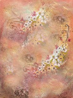 Infinity card Astrid's Artistic Efforts: My Freebies Scrapbook Background, Background Vintage, Paper Background, Papel Vintage, Vintage Paper, Art Et Nature, Pretty Backgrounds, Vintage Backgrounds, Decoupage Paper