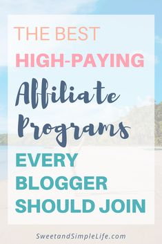 The best #affiliate