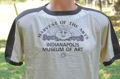 80s T-Shirt IMA Indianapolis Museum of Art by robineggsurprise