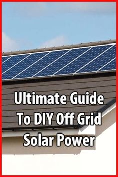 Best Solar Panels 2020.Off Grid Solar Market Tipped To Reach 3 1bn By 2020 Could