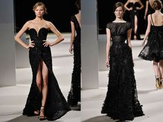 The Clothes Whisperer: the fashion blog with wit that sparkles: Paris Fashion Week Haute Couture Spring Summer 2011: Elie Saab