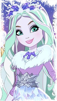 Эвер Афтер Хай Заколдованная Зима Epic Winter: Аватарки для Вконтакте