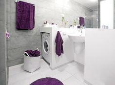 Bygg inn vaskemaskinen - Gjør et lite bad stort - Boligpluss.no