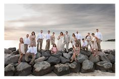 Fabulous Cape Charles Wedding image from Grant and Deb Photographers - http://grantdeb.com