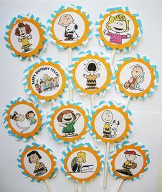 Charlie Brown birthday ideas