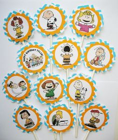 Charlie Brown birthday ideas
