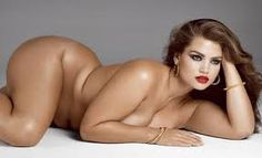 Elle France used this model in their mag recently and while we are used to hearing people Complain about models who are too thin, people are saying this one is too big and that she promotes obesity and unhealthy lifestyles. I think she is perfect.