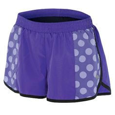 Running Bare Women's Gaga Running Shorts