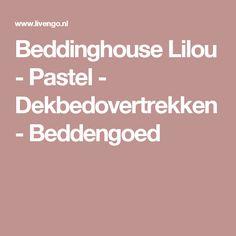 Beddinghouse Lilou - Pastel - Dekbedovertrekken - Beddengoed