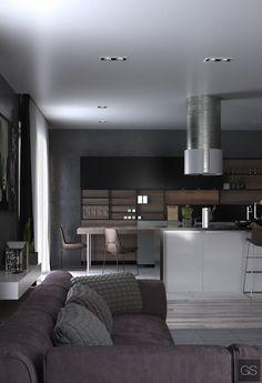Interior studio - Галерея 3ddd.ru