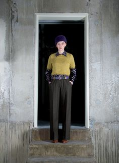 CATHERINE ANDRE | Collection Automne Hiver 2014