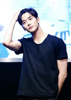 Kim Rowoon's deadly arms Part 2 🔗 do not edit . Korean Men, Korean Actors, Asian Men, Girls In Love, My Love, Billy Williams, Kang Chan Hee, Chani Sf9, Taehyung