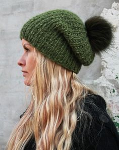 strik hue i alpaka uld strikkekit Diy Crochet, Hue, Knitting Patterns, Projects To Try, Winter Hats, Beanie, Wool, Sewing, Creative