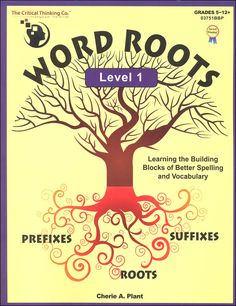 Word Roots Level 1 | Main photo (Cover)