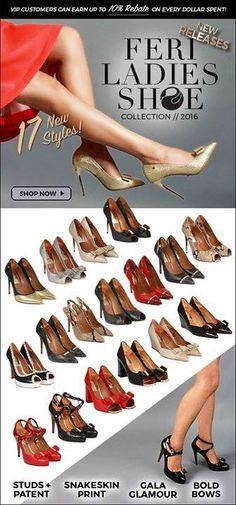 Global Wealth Trade Corporation - FERI Designer Lines What Is Hot, Hot High Heels, Patent Prints, Designer Wear, Shoe Collection, Snake Skin, Looks Great, Oxford Shoes, Footwear