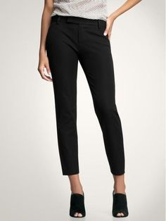 Gap Slim Crop Pant! I have 3 pairs and wear them to work all the time. LOVE