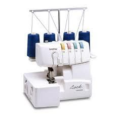 Brother Overlocker Sewing Machine + 3 Feet - Overlock & Coverstitch Machines - This machine now comes with 3 feet worth FREE! The Brother overlock machine can be used as either a 3 or 4 thread machine. Brother Overlock, Brother 1034d Serger, Sewing Hacks, Sewing Tutorials, Sewing Crafts, Sewing Projects, Sewing Tips, Serger Projects, Sewing Patterns