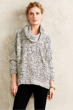 Must have. First-Chill Cowlneck - anthropologie.com