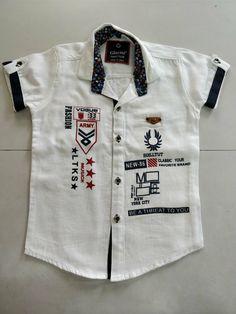 Golf T Shirts, Sports Shirts, Kids Shirts, Stylish Shirts, Casual Shirts, Shirt Print Design, Shirt Designs, Kurta Style, Boys Suits