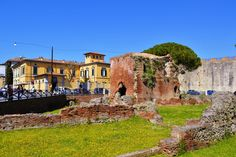 Pisa is a city full of Italian culture, buildings, parks and statues as well as delicious pizza and gorgeous gelato. The top things to do in Pisa. Stuff To Do, Things To Do, Pisa Italy, Tower, Mansions, Park, House Styles, City, Building