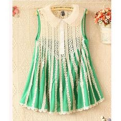 Green Top / Cute Clothes Accessories
