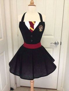 Coole Variante der Schuluniform (Harry Potter)