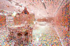 Hirshhorn Announces Free Timed Passes for Hotly Anticipated Yayoi Kusama Show The museum is bracing for a blockbuster.