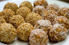 TMX - Apricot & Muesli Balls