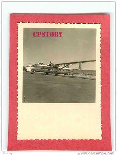 Avion HUREL DUBOIS HD 31 Sur L´Aéroport De Bamako - Airport  - Aviation Air France ? Avion Cargo - 1946-....: Ere Moderne