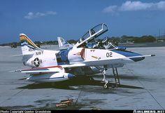 Douglas TA-4J Skyhawk aircraft picture
