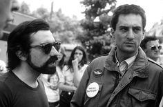 Robert De Niro & Martin Scorsese. Taxi Driver