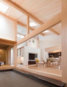 モデルハウス「桧の香」| 新進建設株式会社