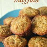 Banana Crumb Muffins - Six Sisters Stuff