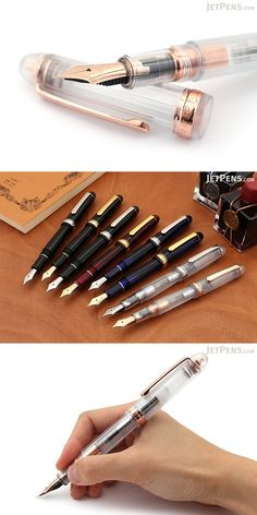 a6a88407c60 This classic pen is a perfect choice for anyone looking to experience the  world of premium