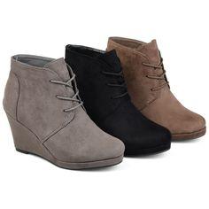 8ded6fbb964 12 Best Wedge booties outfit images