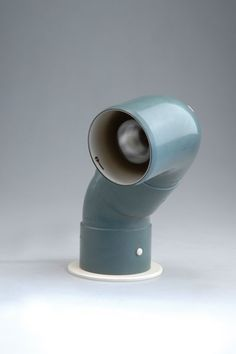 Cini Boeri; #602 Table Lamp for Arteluce, 1968.