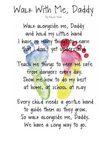 Handprint and Footprint Art : 14 Last Minute Handprint Father's Day Crafts