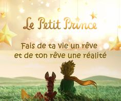 """""""Make your life a dream and the dream a reality""""  Antoine de Saint-Exupery"""