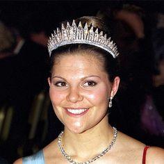 M A X I E R O Y A L — Crown princess Victoria at the Nobel Award...