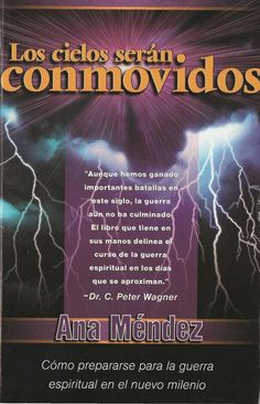 Book annotation not available for this title.Title: Los cielos seran conmovidos / The Heavens Will Be ShakenAuthor: Mendez, AnaPublisher: Charisma MediaPublication Date: of Pages: Type: PAPERBACKLibrary of Congress: Book Annotation, Spiritual Warfare, Spanish, Spirituality, Neon Signs, Books, Heavens, Hudson Taylor, Iris