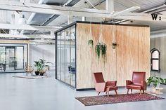 Fairphone Head Office; Amsterdam, Netherlands - Melinda Delst Interior Design