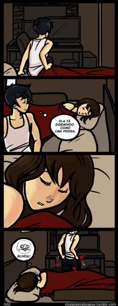 Satirinhas - Quadrinhos, tirinhas, curiosidades e muito mais! - Part 3