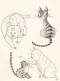 leppu: Two cats who live at my place http://leppu.tumblr.com/ ★ || CHARACTER DESIGN REFERENCES (https://www.facebook.com/CharacterDesignReferences & https://www.pinterest.com/characterdesigh) • Love Character Design? Join the #CDChallenge (link→ https://www.facebook.com/groups/CharacterDesignChallenge) Share your unique vision of a theme, promote your art in a community of over 25.000 artists! || ★