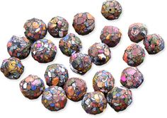 Polymer clean up beads