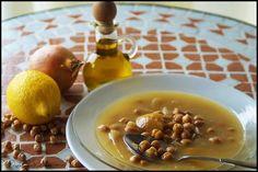 Revithia Soupa – Greek Chickpeas Soup
