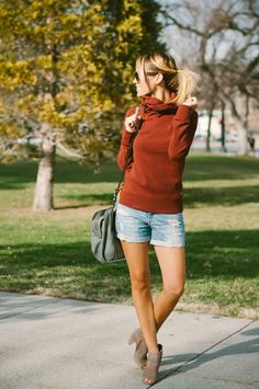 Hoodie: G Star RAW  Shorts: Rag & Bone  Shoes: Steve Madden ( On sale ) Bag: Chloe  Sunnies: Nordstrom ( Mens ) // Similar