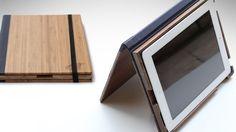 Root Wood iPad Case | GearHungry