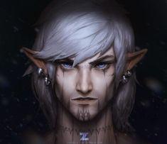 Fantasy story, fantasy male, character creation, character art, character i Fantasy Male, Elves Fantasy, Fantasy Rpg, Fantasy Story, Fantasy Portraits, Character Portraits, Elf Characters, Fantasy Characters, Fantasy Inspiration
