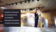 Commercial Cleaning Services In Brampton | Toronto | Woodbridge | Etobic...